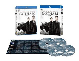 GOTHAM/ゴッサム <フォース・シーズン> コンプリート・ボックス