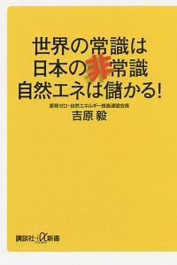『世界の常識は日本の非常識 自然エネは儲かる!』上野健一