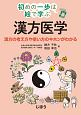 初めの一歩は絵で学ぶ 漢方医学 漢方の考え方や使い方のキホンがわかる