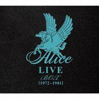 ALICE LIVE BOX [1972~1981]