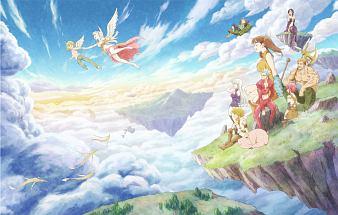 劇場版 七つの大罪 天空の囚われ人