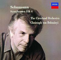 シューマン:交響曲第3番≪ライン≫・第4番