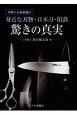 身近な刃物・日本刀・隕鉄 驚きの真実 刃物の金属組織学