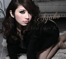 "SHO ASANO『AYAKO FIRST ALBUM ""A""』"