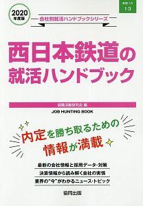 西日本鉄道の就活ハンドブック 会社別就活ハンドブックシリーズ 2020