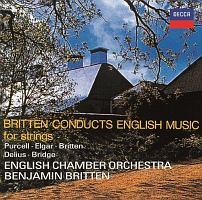 ブリテン(ベンジャミン)『弦楽合奏のためのイギリス音楽』