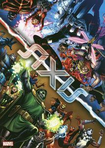 『アベンジャーズ&X-MEN:アクシス』メビウス