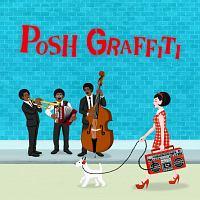 中森明菜『Posh Graffiti』