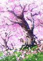 劇場アニメ 君の膵臓をたべたい 完全生産限定版 Blu-ray TSUTAYA限定【ミニキャンバスアート(イーゼル付)】
