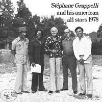 オリヴァー・ジャクソン『ステファン・グラッペリ・アンド・ヒズ・アメリカン・オール・スターズ1978』