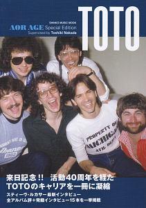 中田利樹『AOR AGE Special Edition TOTO』