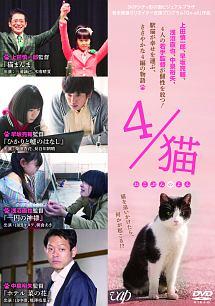 柴田杏花『4/猫-ねこぶんのよん-』