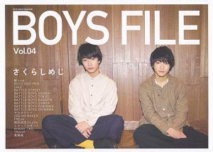 『BOYS FILE』Rocks Entertainment