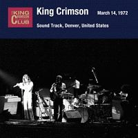 コレクターズ・クラブ 1972年3月14日 サウンドトラック・デンヴァー・CO
