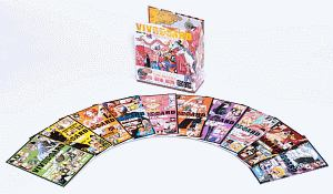 VIVRE CARD~ONE PIECE図鑑~ 第1期セット