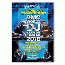 DMC WORLD DJ CHAMPIONSHIP FINALS 2018