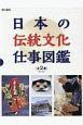 日本の伝統文化仕事図鑑 全2巻セット 図書館用堅牢製本