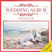 WEDDING ALBUM -HAPPY-