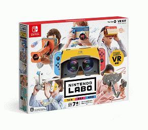 Nintendo Labo Toy-Con 04:VR Kit