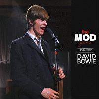 デビッド・ボウイ『the MOD years 1964-1967』