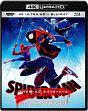 スパイダーマン:スパイダーバース 4K ULTRA HD & ブルーレイセット