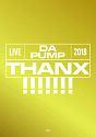 LIVE DA PUMP 2018 THANX!!!!!!! at 東京国際フォーラム ホールA