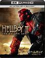 ヘルボーイ ゴールデン・アーミー 4K Ultra HD+ブルーレイ
