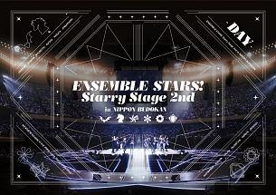 あんさんぶるスターズ!Starry Stage 2nd ~in 日本武道館~ DAY盤