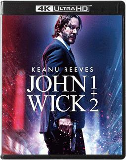 ジョン・ウィック 1+2 4K ULTRA HDスペシャル・コレクション