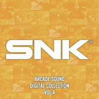 SNK ARCADE SOUND DIGITAL COLLECTION Vol.4