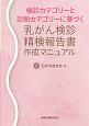 乳がん検診精検報告書作成マニュアル 検診カテゴリーと診断カテゴリーに基づく