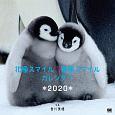 北極スマイル・南極スマイル カレンダー 2020
