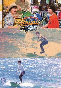 のぶ旅ハワイ with WAVE!!