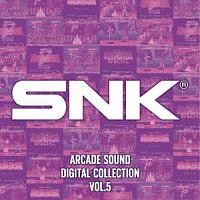 SNK ARCADE SOUND DIGITAL COLLECTION Vol.5