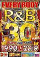 ELEGANT DJS/EVERYBODY R&B 30 YEARS 1990-2019