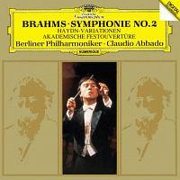 ブラームス:交響曲第2番 ハイドンの主題による変奏曲/大学祝典序曲[初回限定版]