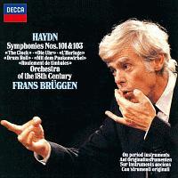 ブリュッヘン(フランス)『ハイドン:交響曲第101番≪時計≫・第103番≪太鼓連打≫』