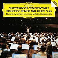 ショスタコーヴィチ:交響曲第5番 プロコフィエフ:交響組曲≪ロメオとジュリエット≫から[初回限定版]