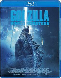 ゴジラ キング・オブ・モンスターズ Blu-ray2枚組 TSUTAYA限定オリジナルブランケットつきセット
