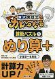 京大東田式 カレーなる算数パズル ぬり算+ 小学2~6年生(1)