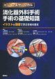 ビジュアルサージカル 消化器外科手術 手術の基礎知識 イラストと動画で学ぶ手術の基本