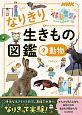 NHKなりきり!むーにゃん生きもの学園 なりきり生きもの図鑑 動物 (2)