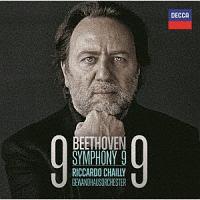 ベートーヴェン:交響曲第9番、他