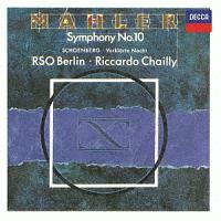 マーラー:交響曲第10番(クック版)、他