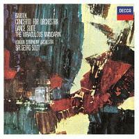 バルトーク:管弦楽のための協奏曲、舞踏組曲、バレエ≪中国の不思議な役人≫