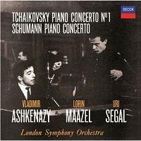 アシュケナージ(ウラディーミル)『チャイコフスキー:ピアノ協奏曲第1番/シューマン:ピアノ協奏曲』