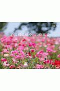 心に残る癒やしの花風景 Beautiful Flower Garden in Your Heart カレンダー 2020