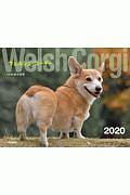 ウェルシュ・コーギー カレンダー 2020