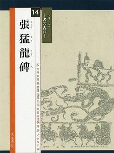 張猛龍碑 シリーズ-書の古典-14