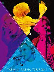 テミン『TAEMIN ARENA TOUR 2019 ~X~』